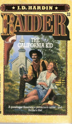 9780425120118: The California Kid (Raider, No. 33)