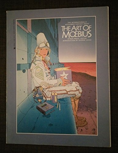 9780425120156: Art of Moebius