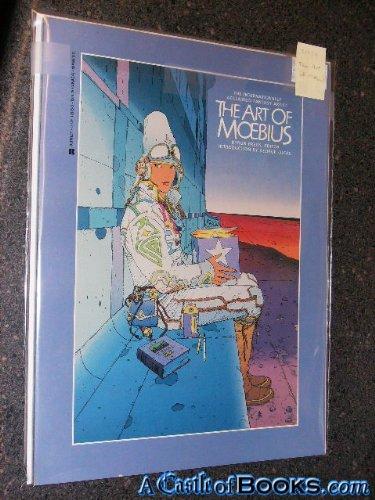 9780425120156: The Art Of Moebius