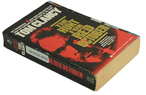 The Hunt for Red October (0425120279) by Tom Clancy
