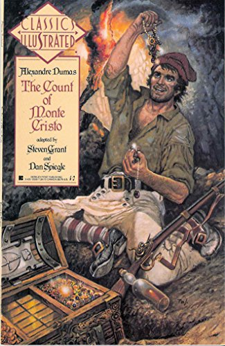 9780425120286: The Count of Monte Cristo (Classics Illustrated (New York, N.Y.);, No. 7.)