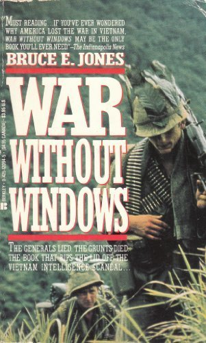War Without Windows (0425120945) by Jones, Bruce