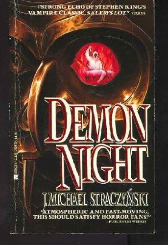 9780425121047: Demon Night