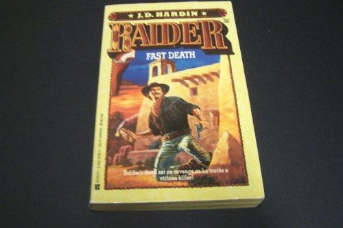 9780425121382: Fast Death (Raider, No. 36)