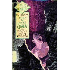 9780425121405: The Fall of the House of Usher (Classics Illustrated)