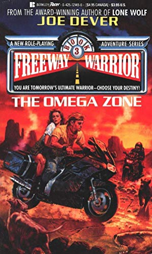 9780425121498: The Omega Zone (Freeway Warrior)