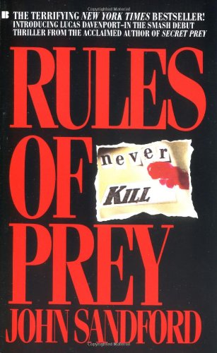 9780425121634: Rules of Prey