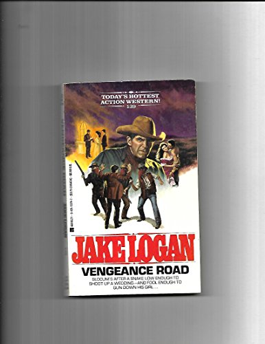 9780425121740: Vengeance Road (No. 139)