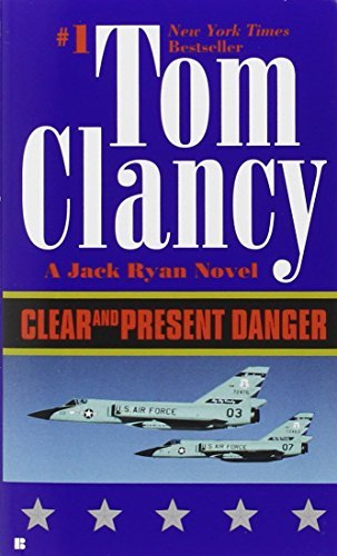 9780425122129: Clear and Present Danger (A Jack Ryan Novel)