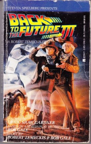 9780425122402: Back to the Future III