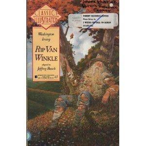 9780425122587: Rip Van Winkle (Graphic Novel)