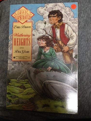 9780425122594: Wuthering Heights (Classics Illustrated)