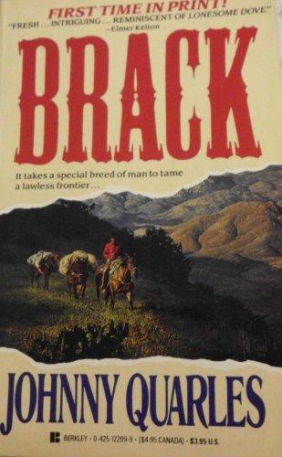 9780425122990: Brack