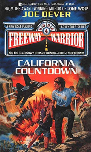 9780425123119: California Countdown (Freeway Warrior)