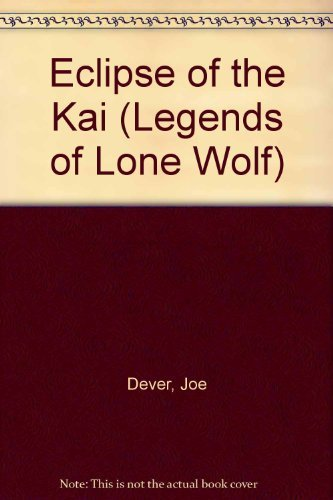 9780425123140: Eclipse of the Kai (Legends of Lone Wolf)