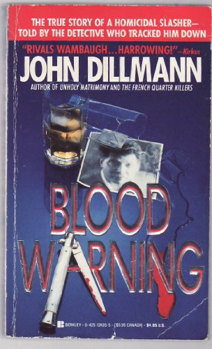 9780425124352: Blood Warning