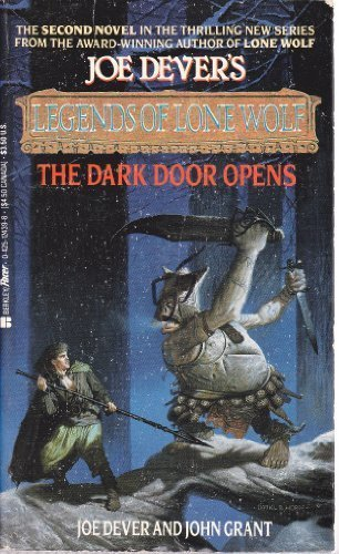 9780425124390: The Dark Door Opens (Joe Dever's Legends of Lone Wolf)