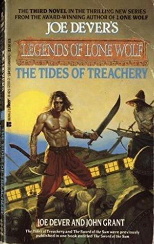The Tides of Treachery (Joe Dever's Legends: Dever, Joe; Grant,