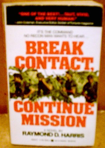 9780425126097: Break Contact Continue Mission