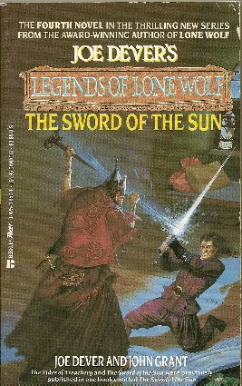 9780425126509: The Sword of the Sun (Joe Dever's Legends of Lone Wolf, No 4)