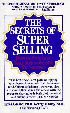 9780425126615: The Secrets of Super Selling