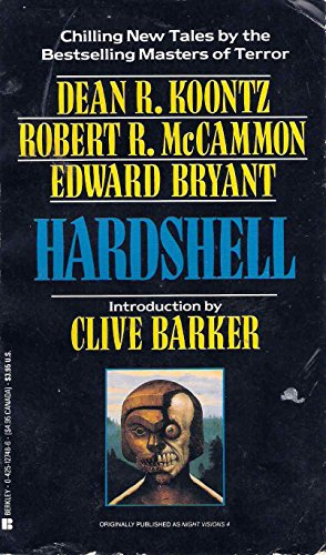 Night Visions : Hardshell: Clive Barker