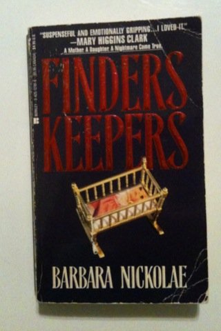 Finders Keepers: Nickolae, Barbara
