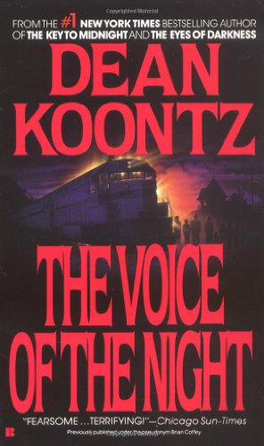 9780425128169: The Voice of the Night