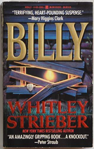 9780425129555: Billy