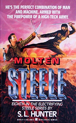 9780425129654: Molten Steele #8