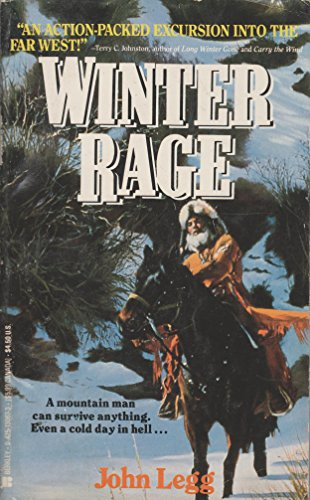 Winter Rage (0425130673) by John Legg