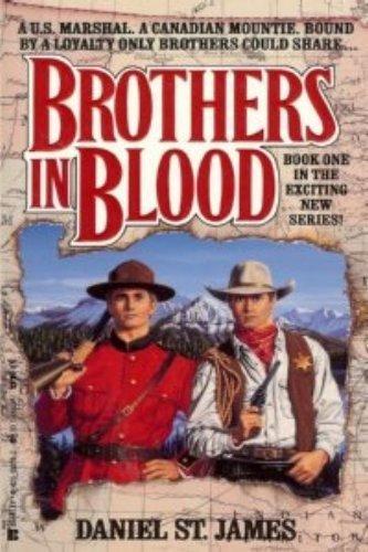 Brothers/blood Bk 1: St. James, Daniel