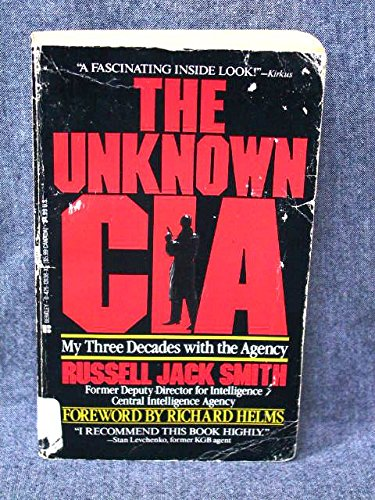 9780425131367: Unknown Cia