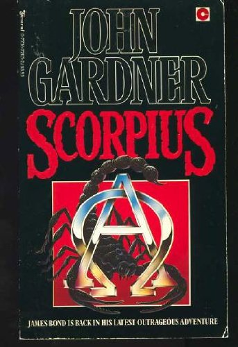 Scorpius (James Bond Book) (0425131408) by John Gardner