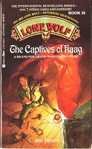 9780425133040: The Captives of Kaag (Lone Wolf, Book 14)