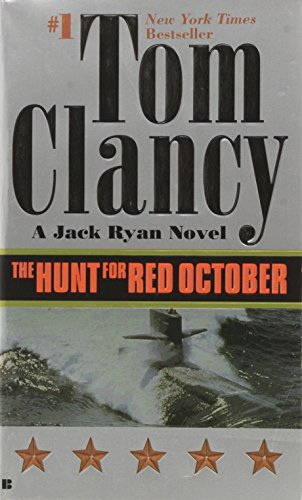 9780425133514: The Hunt for Red October (Jack Ryan Novels)