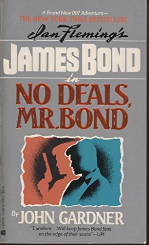 9780425133538: No Deals, Mr. Bond
