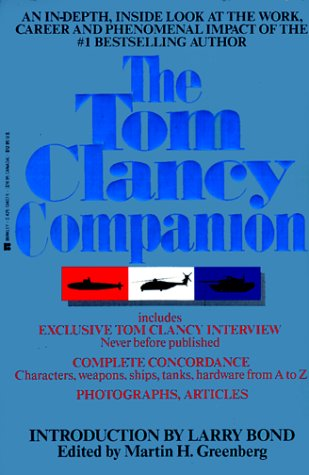 9780425134078: The Tom Clancy Companion