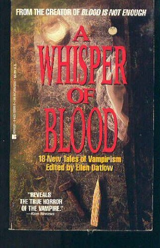 9780425135051: A Whisper of Blood