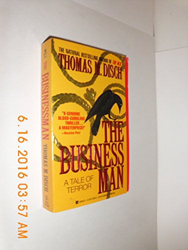 9780425137468: The Businessman: A Tale of Terror