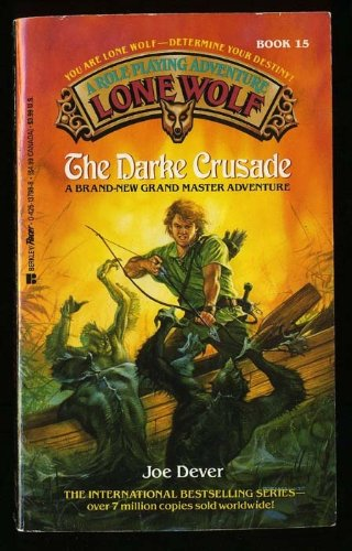 9780425137987: The Darke Crusade (Lone Wolf No 15: A Role Playing Adventure)