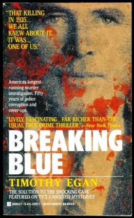 9780425138151: Breaking Blue