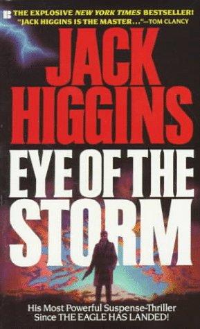 9780425138236: Eye of the Storm (Sean Dillon)