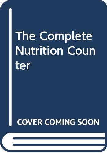 9780425138601: The Complete Nutrition Counter