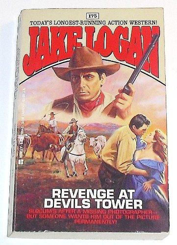 9780425139042: Revenge at Devil's Tower (Slocum #175)