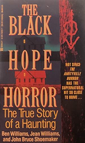 9780425139103: Black Hope Horror