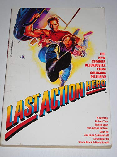 Last Action Hero Ya: Tine, Robert