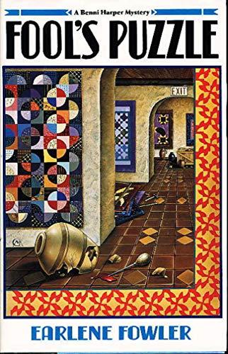 Fool's Puzzle (A Benni Harper Mystery)