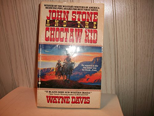 9780425140499: John Stone and the Choctaw Kid
