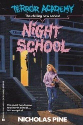 9780425141519: Night School (Terror Academy)